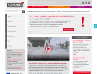 schraner-rosin.de screenshot