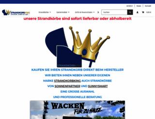 schreiner-heide.de screenshot