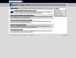 schrijver254.infoteur.nl screenshot