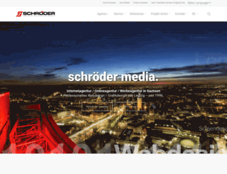 schroeder-media.net screenshot