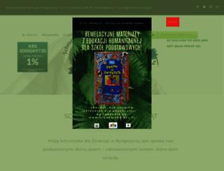 schronisko.org.pl screenshot
