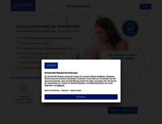 schuelerhilfe-online.de screenshot