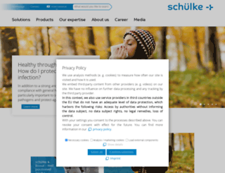 schuelke.com screenshot