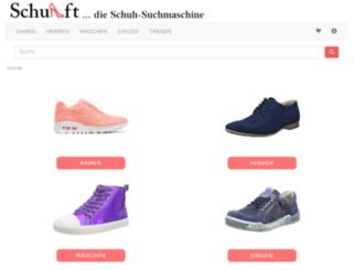 schuhft.de screenshot