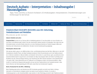 schul-wissen.de screenshot