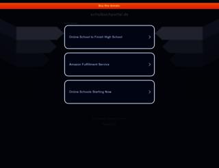 schulbuchportal.de screenshot