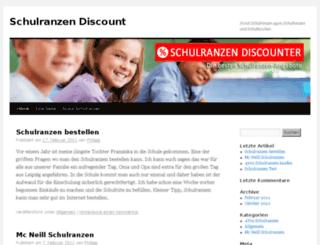 schulranzen-discounter.de screenshot