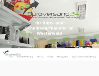 schulversand24.com screenshot