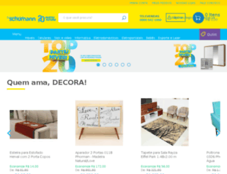 schumannviagens.com.br screenshot