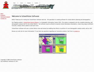 schvision.com screenshot