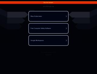 schwag.archlinux.ca screenshot
