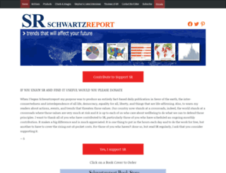 schwartzreport.net screenshot