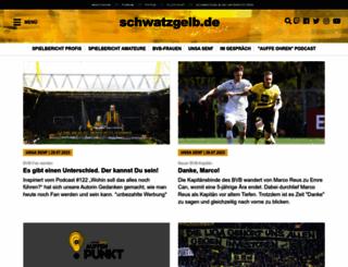 schwatzgelb.de screenshot