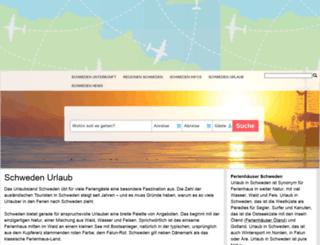 schweden-netz.de screenshot