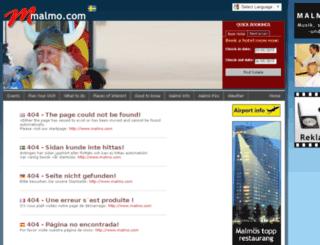 schweden.com screenshot