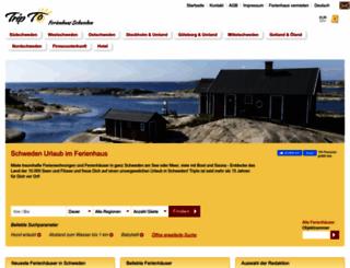 schwedenprivat.com screenshot