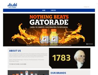 schweppesaustralia.com.au screenshot