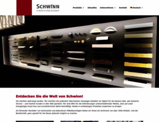 schwinn-beschlaege.de screenshot