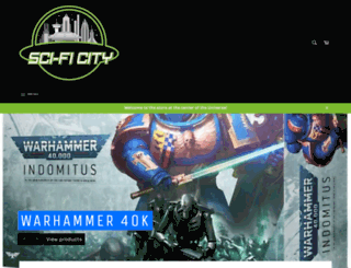 sci-fi-city.com screenshot