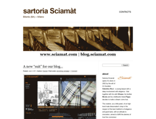 sciamat.wordpress.com screenshot
