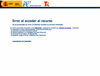 scielo.isciii.es screenshot