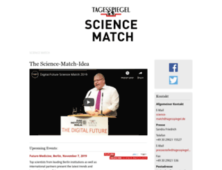 science-match.info screenshot