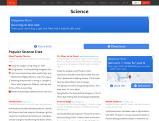 science.alltop.com screenshot