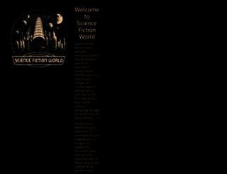 sciencefictionworld.com screenshot