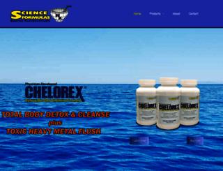scienceformulas.com screenshot