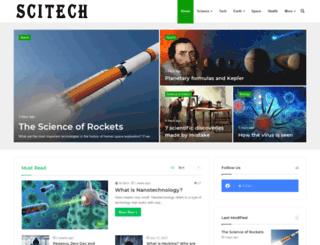 sciencentech.info screenshot