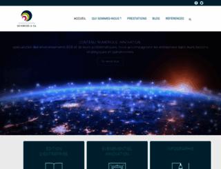 sciences-co.net screenshot