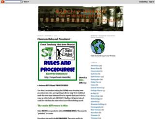 scienceteachingideas.blogspot.com screenshot