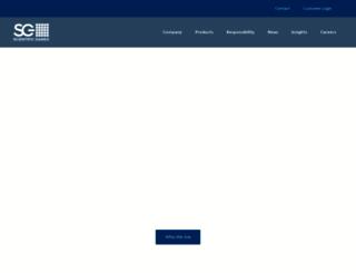 scientificgames.com screenshot