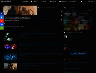 scified.com screenshot