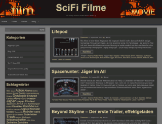 scififilme.net screenshot