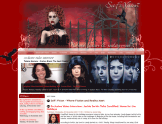 scifivision.com screenshot