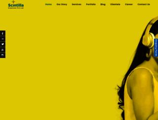 scintilladigi.com screenshot