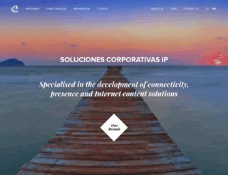 scip.es screenshot