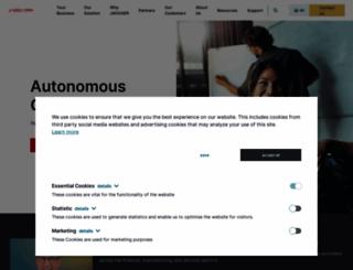 sciquest.com screenshot