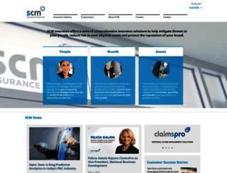 scm.ca screenshot