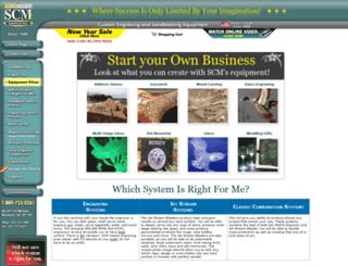 scmsysteminc.com screenshot
