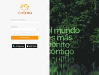 scn.natura.cl screenshot