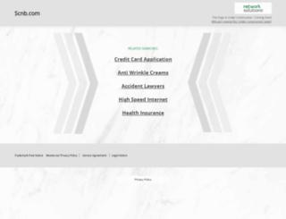 scnb.com screenshot