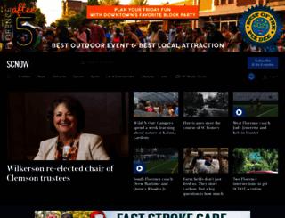 scnow.com screenshot