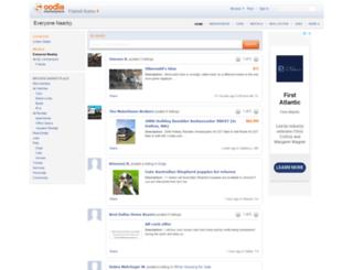 scnow.oodle.com screenshot