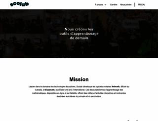 scolab.com screenshot