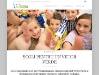 scolipentruunviitorverde.ro screenshot