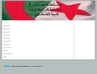 scolmd.jimdo.com screenshot