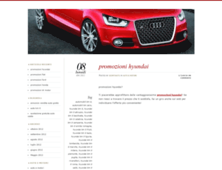 scontiauto.wordpress.com screenshot