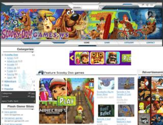 scoobydoo.games235.com screenshot